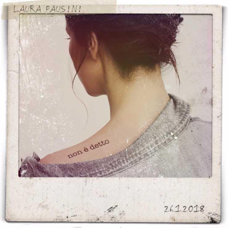Laura Pausini - non-e-detto